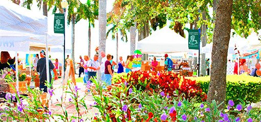 Downtown Fort Pierce Farmers' Market