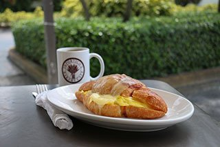 Importico's Bakery Cafe Breakfast