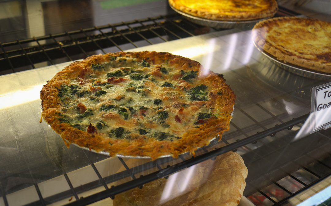 The Curious Origin of Quiche